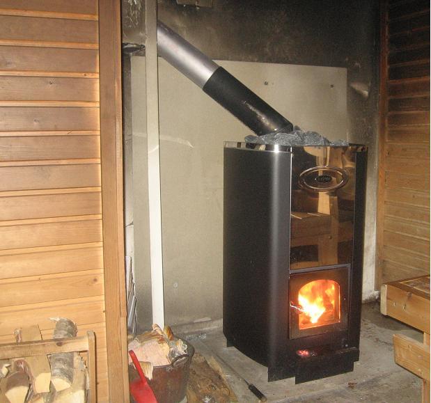 Del gorro del mundo 28 la sauna 1 de 2 del gorro del mundo - Como hacer una sauna ...